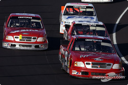 Johnny Sauter and Rich Bickle