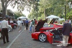Ferrari Testarossas