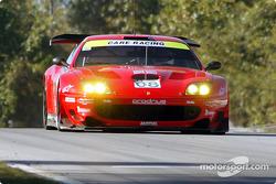 #08 Prodrive Ferrari 550 Maranello: Jérôme Policand, Jan Lammers, Frédéric Dor