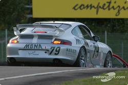 #79 Foxhill Racing Porsche GT3 Cup: Michael Cawley, Andrew Davis