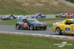 Départ : #35 Schuitemaker Motorsports Nissan 350Z: Michiel Schuitemaker, B.J. Zacharias
