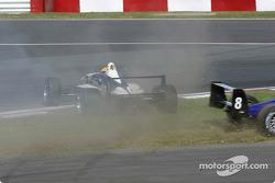 Alex Garcia spins