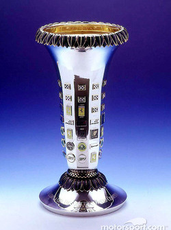 Formula One Teams World Championship trophy