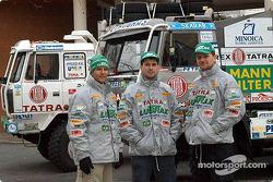 Letka Racing Team presentation in Paris
