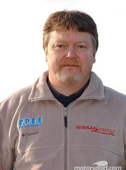 Nissan Dessoude team presentation: Denis Schurger