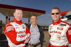 Colin McRae and Ari Vatanen