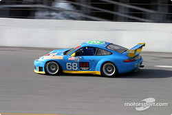 #68 The Racers Group Porsche GT3 RS: RJ Valentine, Bohdan Kroczek, Abraham Zimroth