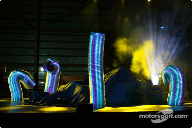 Презентація нового Sauber Petronas C23