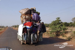 Local movers in Bobo Dioulasso