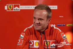 Press conference: Rubens Barrichello