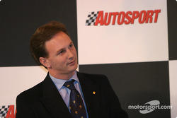 Christian Horner interview on Autosport Stage