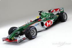 The new Jaguar R5