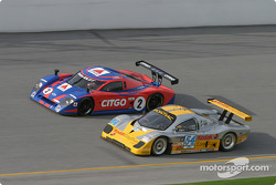 #2 Howard - Boss Motorsports Chevrolet Crawford: Andy Wallace, Dale Earnhardt Jr., Tony Stewart, and #54 Bell Motorsports Chevrolet Doran: Forest Barber, Terry Borcheller, Andy Pilgrim, Christian Fittipaldi
