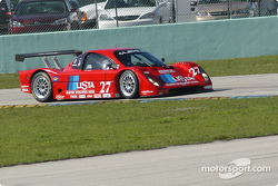 #27 Doran Lista Racing Toyota Doran: Didier Theys, Jan Magnussen
