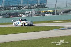 #47 Michael Baughman Racing Porsche GT3 Cup: Michael Baughman, Bob Ward