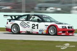 #21 Prototype Technology Group BMW M3: Bill Auberlen, Boris Said