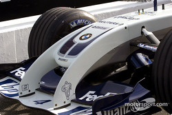 Williams-BMW front nose