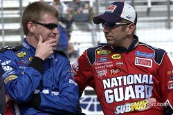 Jeff Burton and Greg Biffle