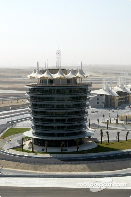 La tour de Sakhir