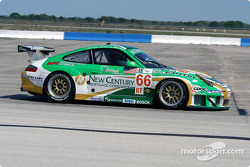 #66 The Racer's Group Porsche 911 GT3RSR: Kelly Collins, Cort Wagner, Patrick Long