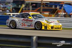 #24 Alex Job Racing Porsche 911 GT3RSR: Romain Dumas, Marc Lieb, Lucas Luhr