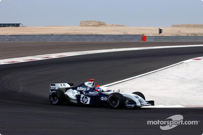 Juan Pablo Montoya, BMW Williams F1 Team, FW26