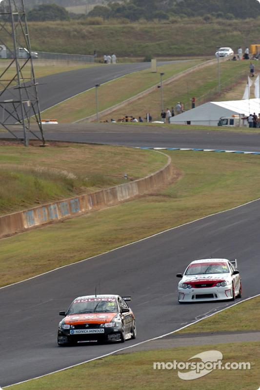 Paul Morris en route vers une 6e place de la première séance d'essais