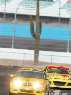 #95 Turner Motorsport BMW 330i: Will Turner, Don Salama