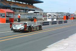 #5 Audi Sport Japan Team Goh Audi R8: Tom Kristensen, Seiji Ara, Rinaldo Capello