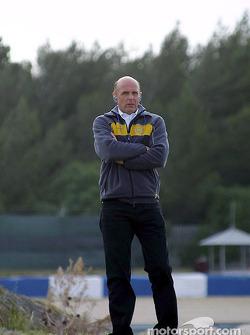 Opel-Sportchef Volker Strycek