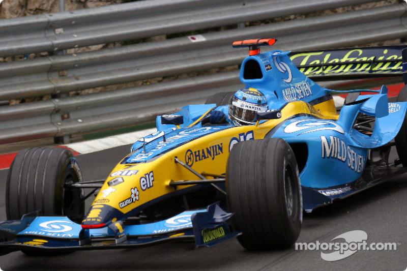 3. Ярно Труллі, Гран Прі Монако-2004 (117 гонок)