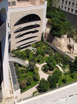 Monaco train station