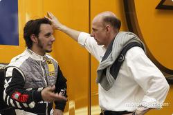 Laurent Aiello and Volker Strycek