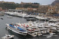 Carte postale de Monte-Carlo