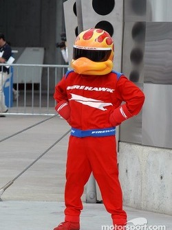 Firestone Firehawk awaits in victory lane