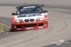 La BMW M3 n°21 du Prototype Technology Group (Bill Auberlen, Boris Said)