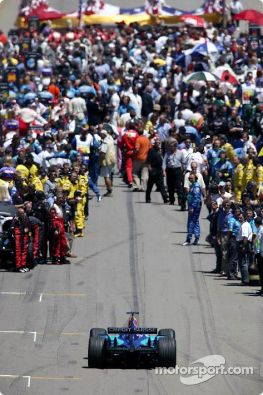 Grille de d part grand prix des etats unis photos - Grille de depart formule 1 ...