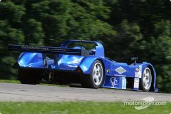 #30 Intersport Racing Lola Judd: Clint Field, Robin Liddell