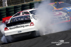 Jeff Burton in trouble