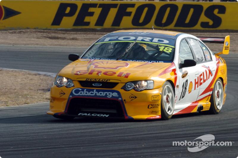 DJR driver Warren Luff