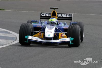 Silverstone May testing