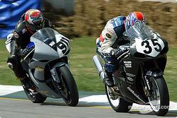 Andrew Deatherage et Michael Smith