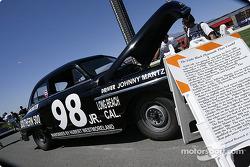 Johnny Mantz' Southern 500 winner