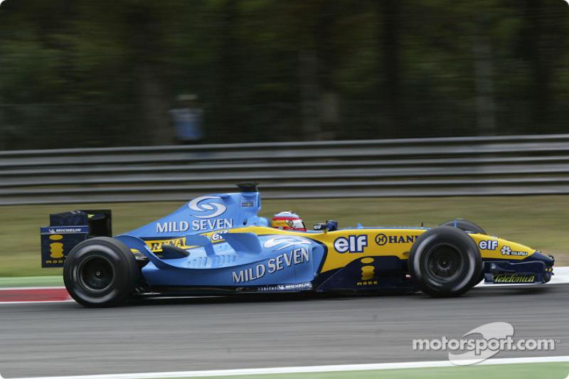 2004 : Renault R24