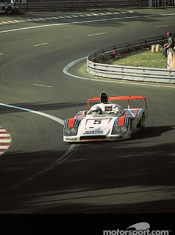 #5 Martini Racing Porsche Porsche 936/78: Jacky Ickx, Henri Pescarolo, Jochen Mass