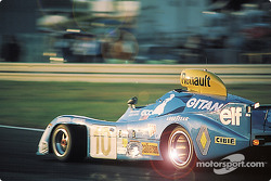 La Mirage M9 Renault n°10 Grand Touring Cars Inc. : Vern Schuppan, Jacques Laffite, Sam Posey