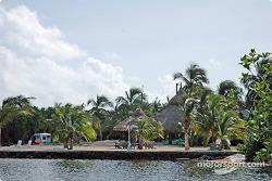 Tiki huts