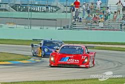 #27 Doran Lista Racing Lexus Doran: Didier Theys, Kelly Collins