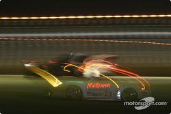 #23 Alex Job Racing Porsche 911 GT3 RSR: Timo Bernhard, Jorg Bergmeister, Sasha Maassen