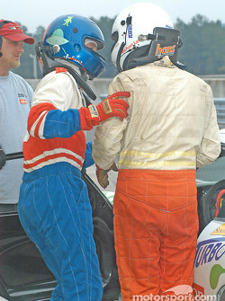 Michael Levitas and Randy Pobst